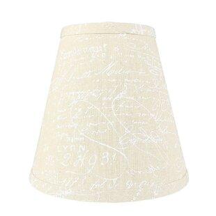 Hardback 9 Linen Empire Lamp Shade