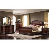Muni Queen Sleigh 4 Piece Bedroom Set by Astoria Grand