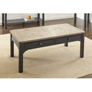 Reviews Vierge Coffee Table by August Grove Reviews (2019) & Buyer's Guide
