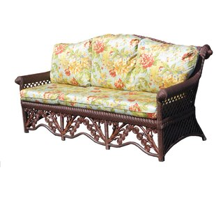 Mathys Floral Sofa by August Grove #2