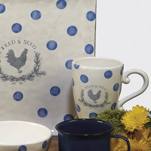 Fullerton Ceramic Coffee Mug (Set of 4)