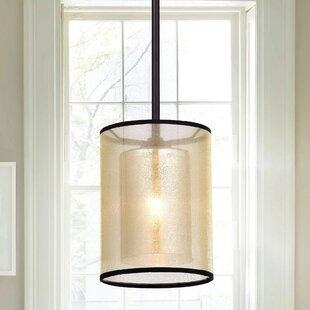 Marival 1-Light Cylinder Pendant