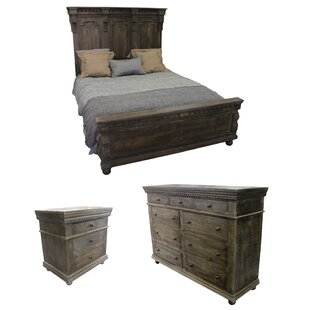Lisson Platform Configurable Bedroom Set by Gracie Oaks 2019 Sale