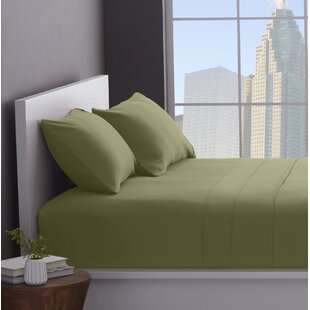 Simple Luxury 1200 Thread Count Cotton Blend Sheet Set