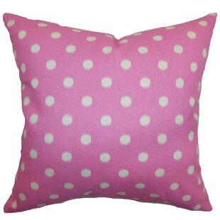 Floor Pink Throw Pillows You\'ll Love | Wayfair
