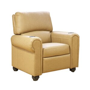 Leather Power Recliner by Jaymar
