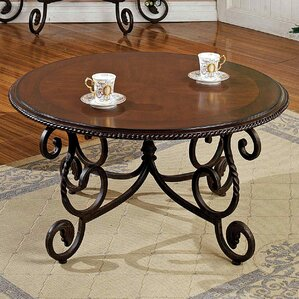 Glen Coffee Table by Darby Home Co
