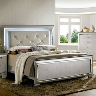 Bokan Lake Upholstered Panel Bed