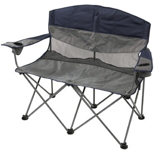 Freeport Park Sloan Deluxe Folding Camping Chair