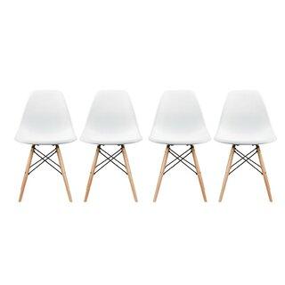 Aleena Dining Chair (Set of 4) by Corrigan Studio SKU:AB937911 Reviews