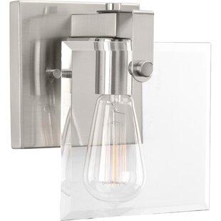 Breakwater Bay Bridgewood 1-Light Bath Sconce