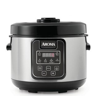 16-Cup Slow Cooker, Food Steamer and Rice Cooker