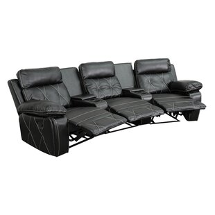 3 Seat Reclining Leather H..