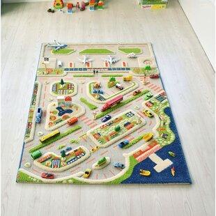 Affordable Price Mini City Floor Mat