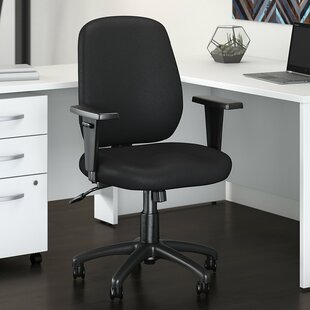 Prosper Mid Back Ergonomic Task Chair by Bush Business Furniture Herry Up