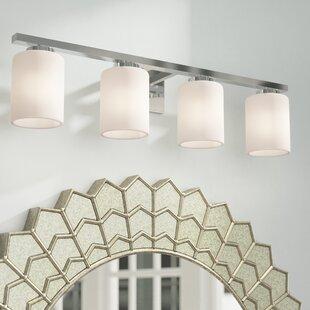 Brazelton 4-Light Vanity L..