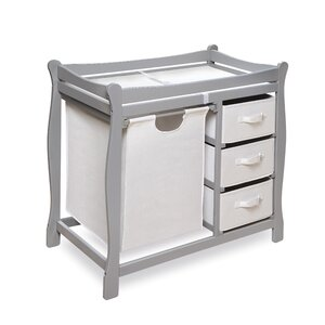 Rosanna Changing Table with Hamper