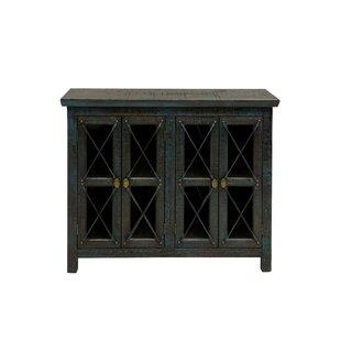 Vozelle 4 Door Cabinet by Laurel Foundry Modern Farmhouse