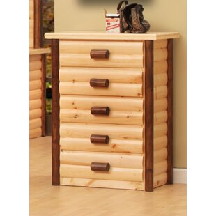 Chelsea Home Furniture Chester 5 Drawer C..