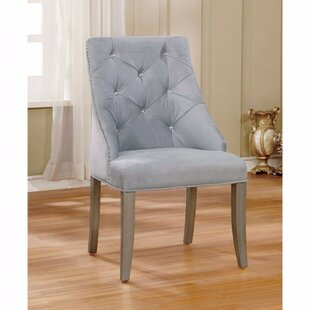 Willow Creek Upholstered Dining Chair (Set of 2)