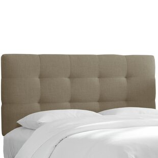 Claudia Upholstered Panel Headboard