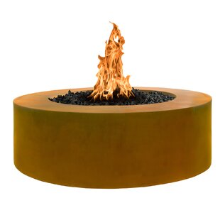 Unity Steel Fire Pit Table