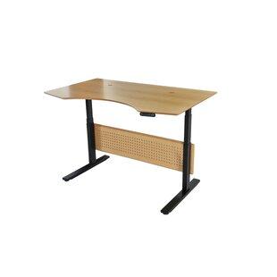 Sit-Stand Series Standing Desk by Haaken Furniture New Design