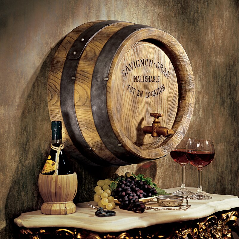 Cool Wine Barrel Wall Art - Wine Barrel Wall Décor