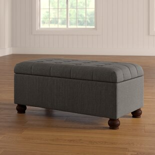 Oakbrook Upholstered Storage Bench by Birch Lane™ Heritage 2019 Online