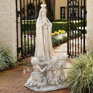 Our Lady of Fatima Grand Scale Statue
