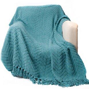 Turquoise Blanket Wayfair