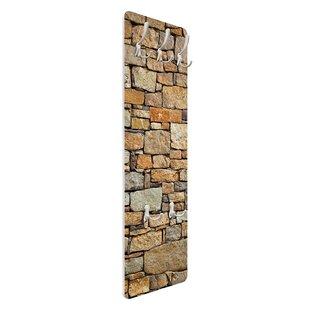 Croatia Stonewall Wall Mounted Coat Rack By Symple Stuff