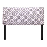 Sayles Upholstered Panel Headboard by Bungalow Rose