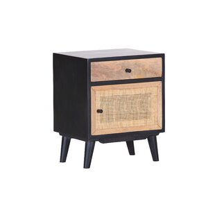 Abasi 1 Drawer Combi Chest By Bloomsbury Market