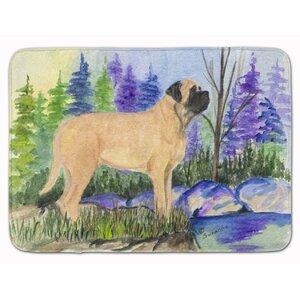 Rendville Mastiff Memory Foam Bath Rug