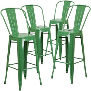 Saif 30.25'' Bar Stool (Set of 4)
