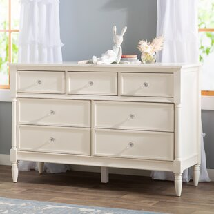 Best Price Royalston 7 Drawer Double Dresser by Three Posts Reviews (2019) & Buyer's Guide