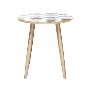 Faunce End Table by Corrigan Studio