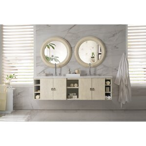 double bathroom vanity.  Modern Double Bathroom Vanities AllModern