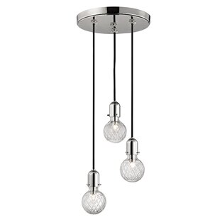 Brayden Studio Kyler 3-Light Pendant