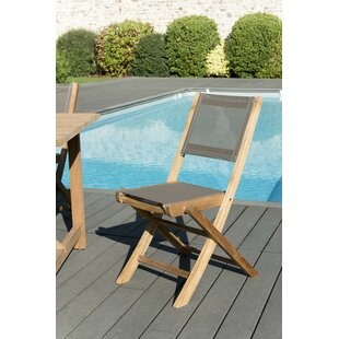 Review Woehler Folding Garden Chair (Set Of 2)