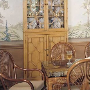 60 Close Out 1100 Surfwind Two Door Wall Unit by South Sea Rattan