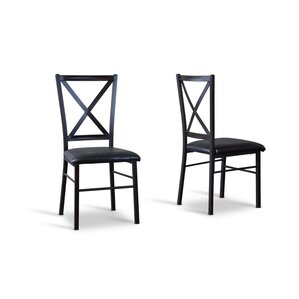 Baxton Studio Side Chair (Set of 6) by Wh..