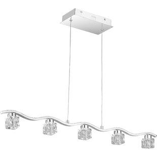 Zager Platinum 5-Light LED..