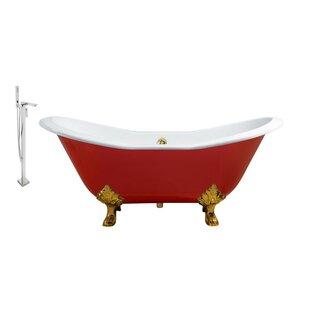 Streamline Bath Cast Iron ..