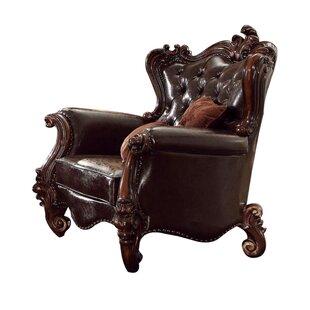Jourdan Wingback Chair by Astoria Grand