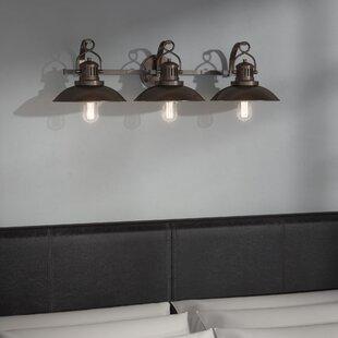 Meridian 3-Light Vanity Li..