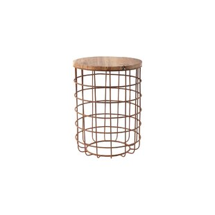 Cage End Table