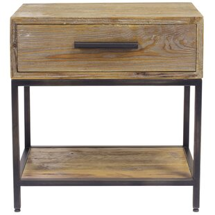Angora 1 Drawer Night Stand