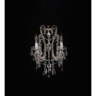 Astoria Grand Riddleville 4-Light Candle ..